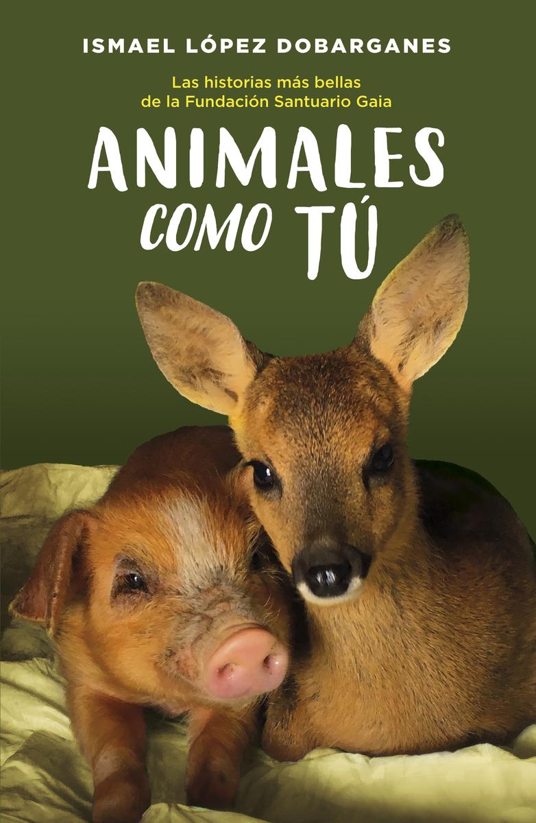 Animales como tú: portada
