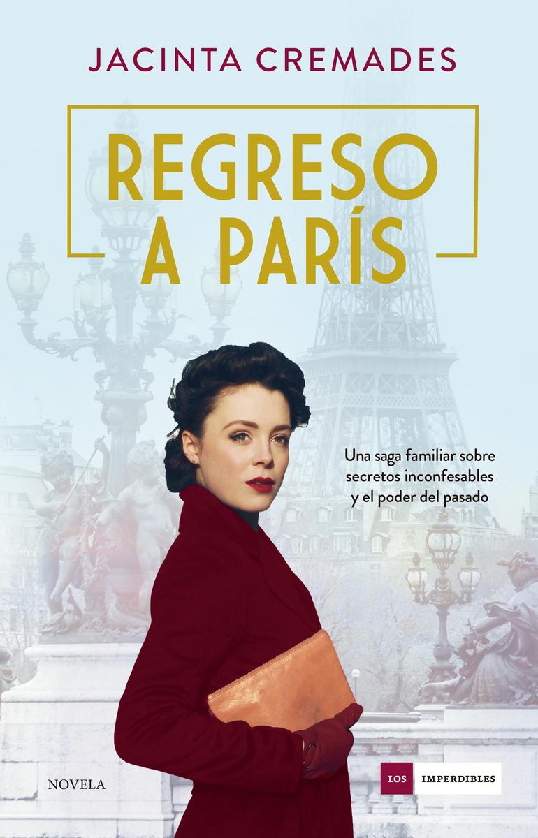 Regreso a París: portada
