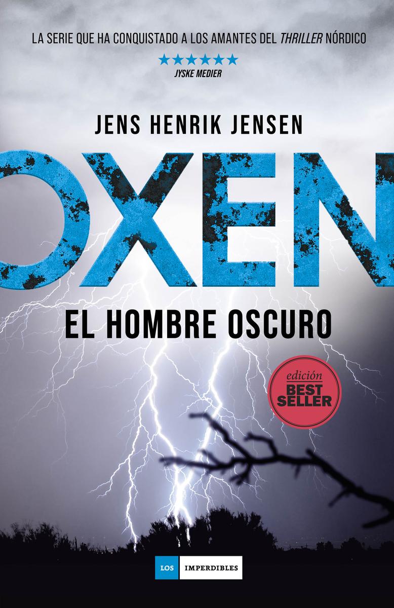 OXEN. EL HOMBRE OSCURO: portada