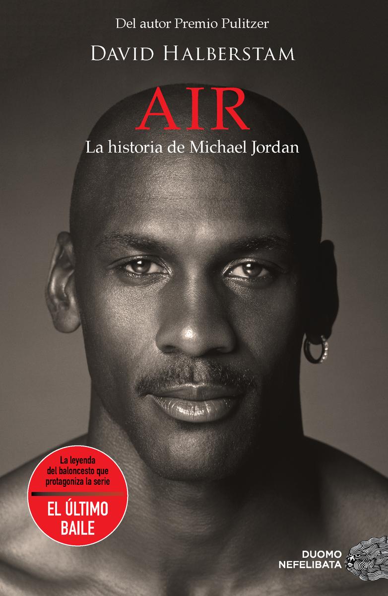 Air. La historia de Michael Jordan: portada