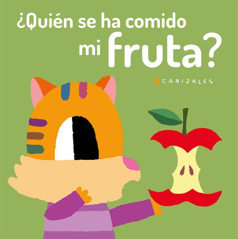 ¿Quién se ha comido mi fruta?: portada