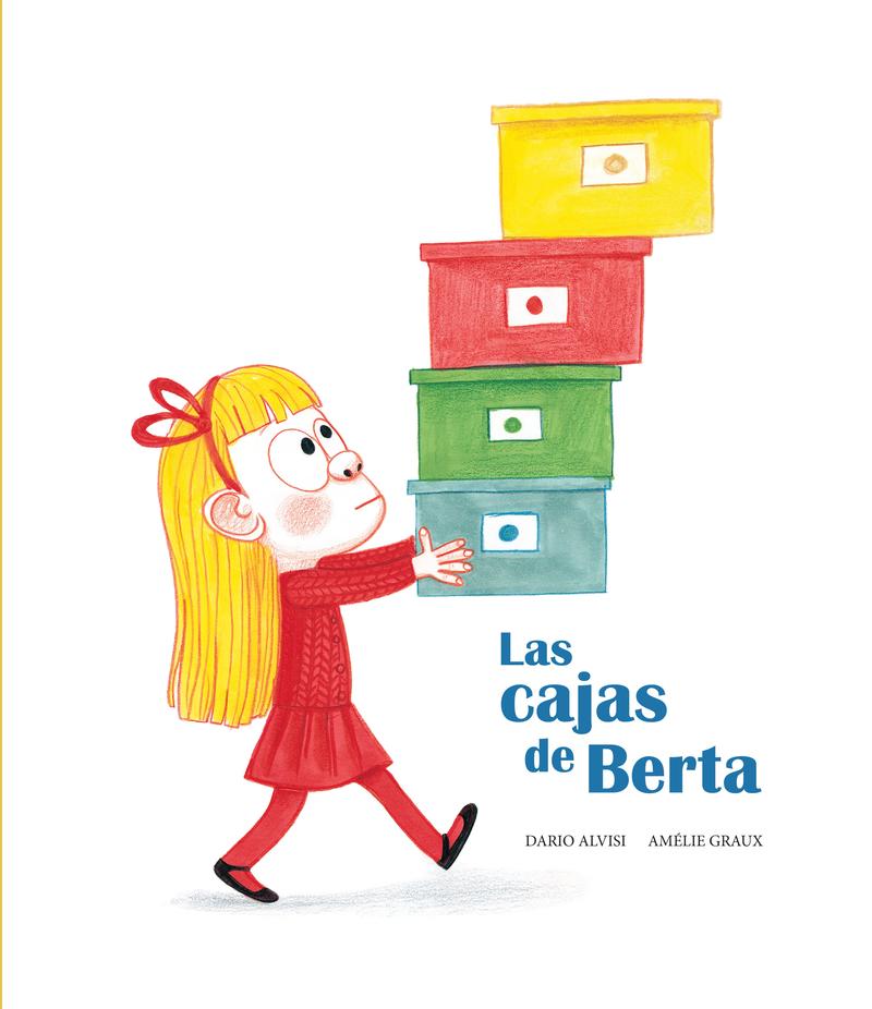Las cajas de Berta: portada