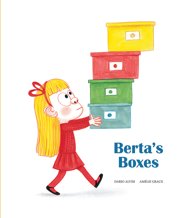Berta's Boxes: portada