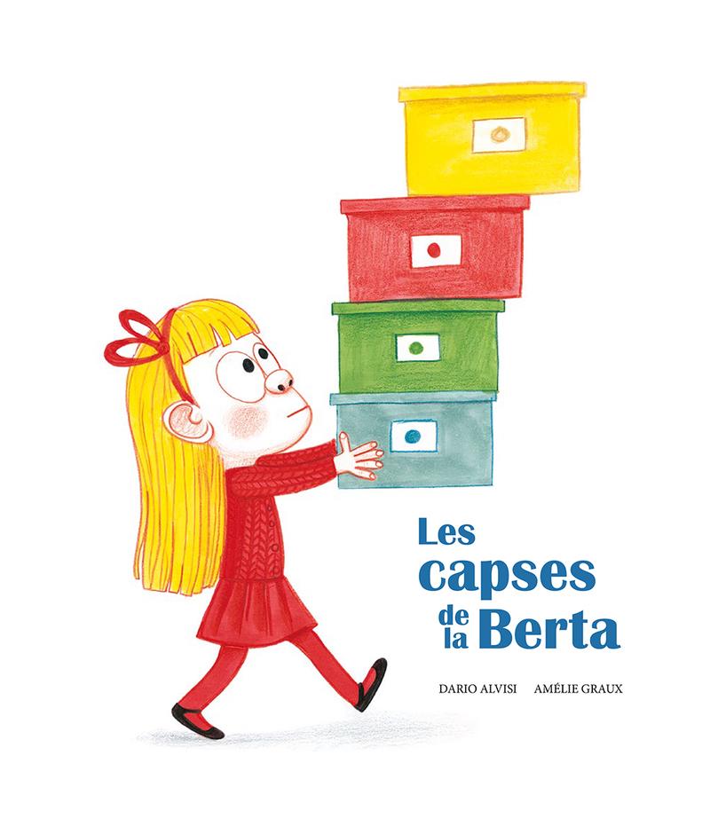 Les capses de la Berta: portada