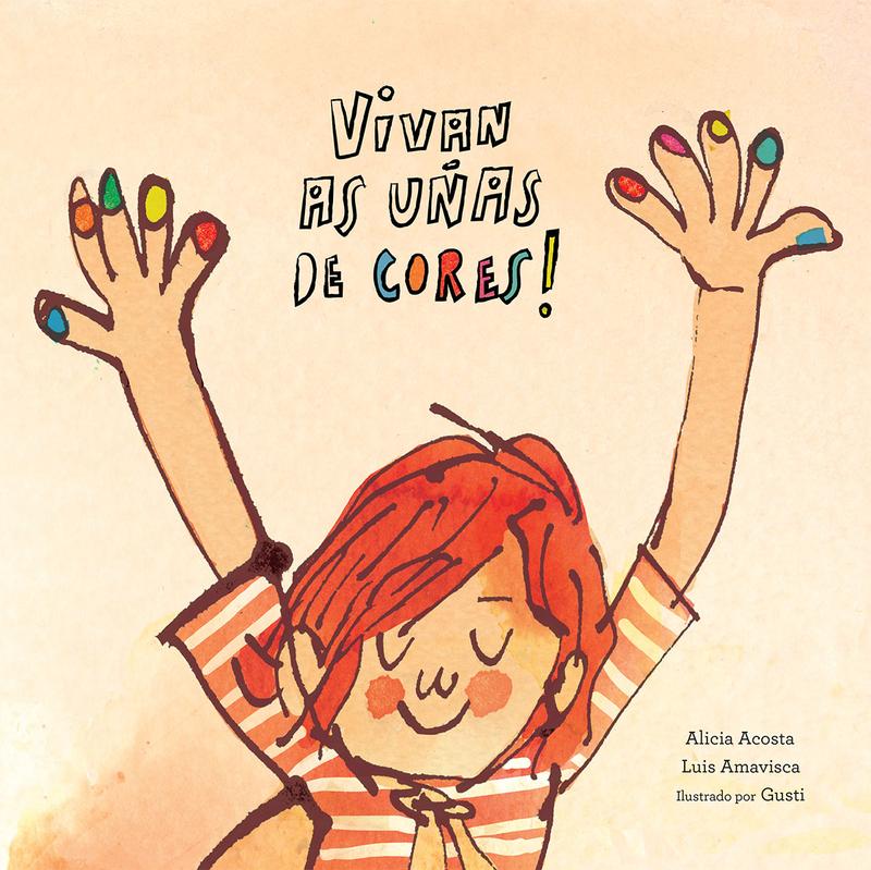 Vivan as uñas de cores! (GAL): portada