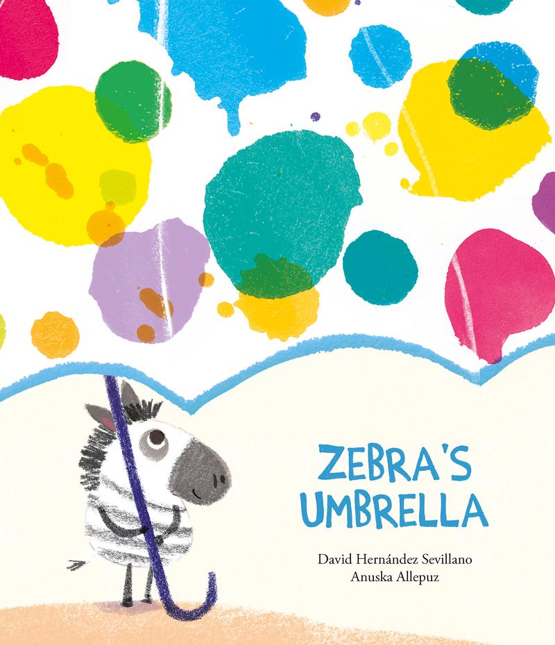 Zebra's Umbrella: portada
