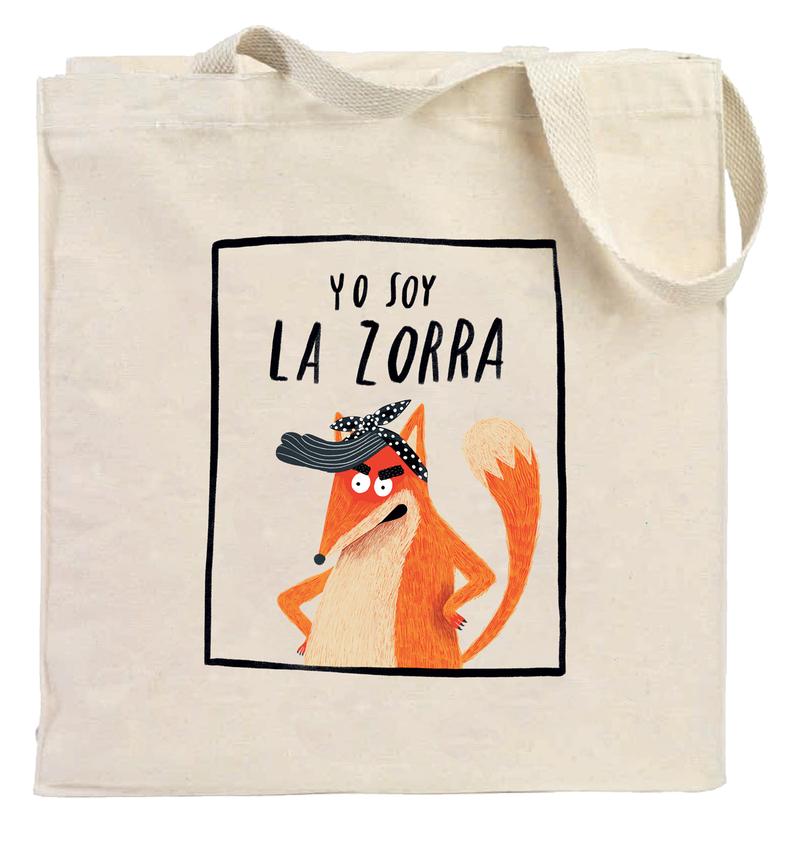 Bolsa 'Yo soy la zorra': portada