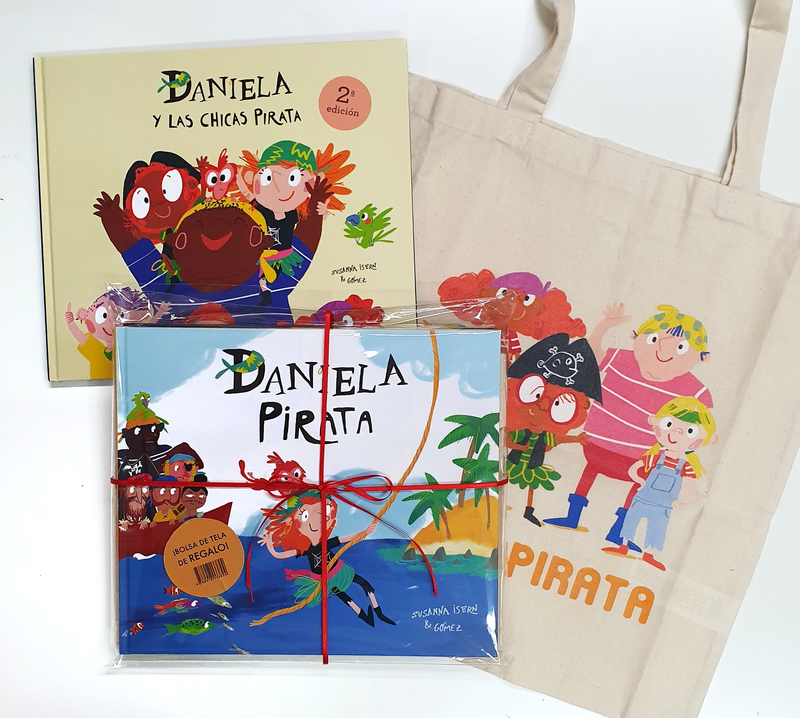 Pack Daniela: portada