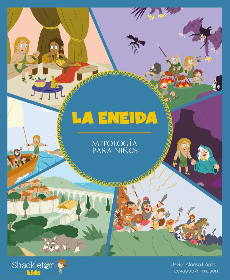 La Eneida: portada
