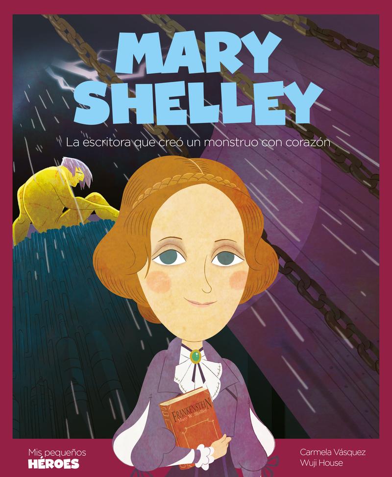 Mary Shelley: portada