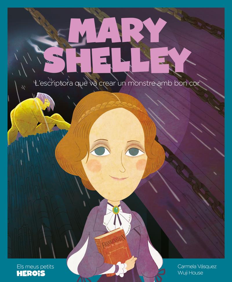 Mary Shelley (versió CATALÀ): portada