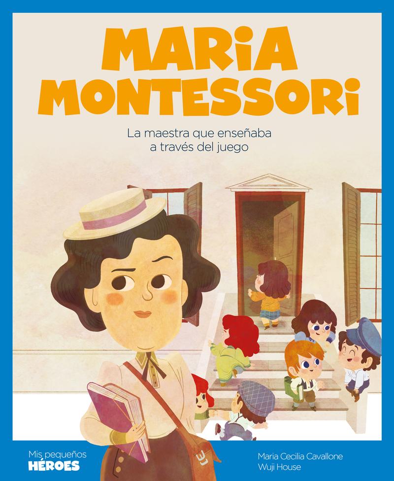Maria Montessori: portada