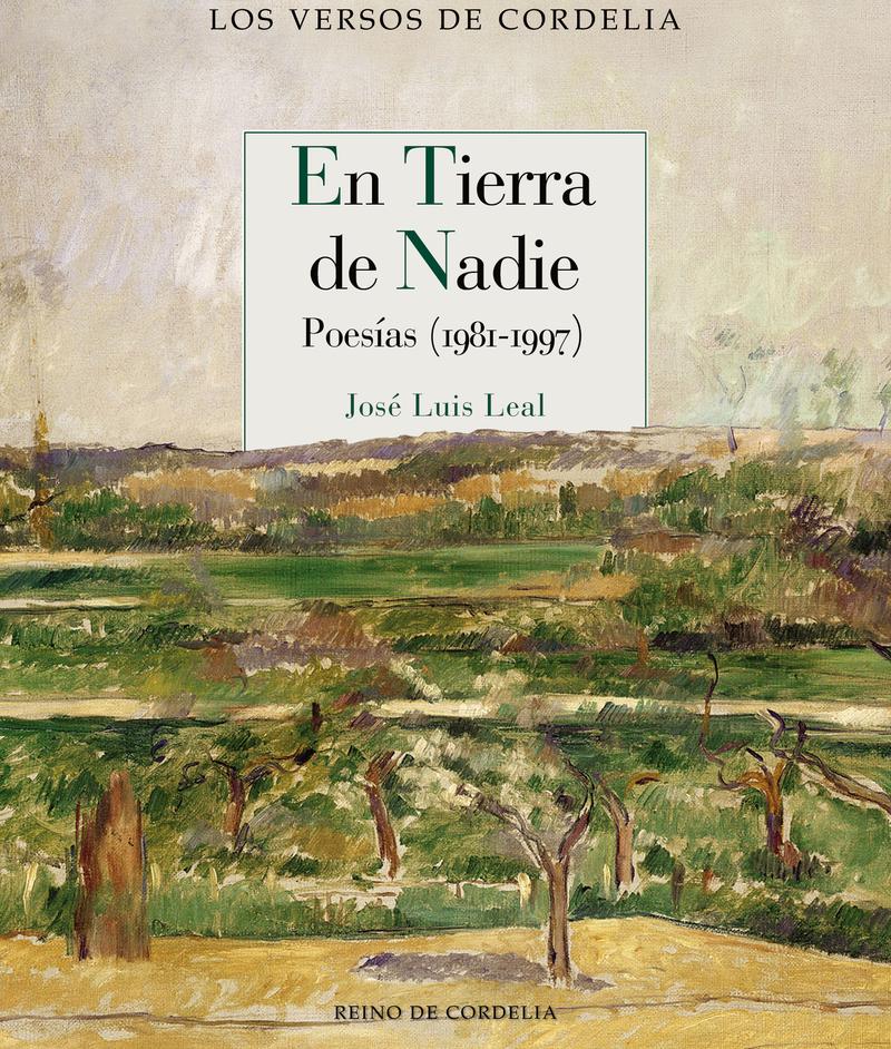 EN TIERRA DE NADIE: portada