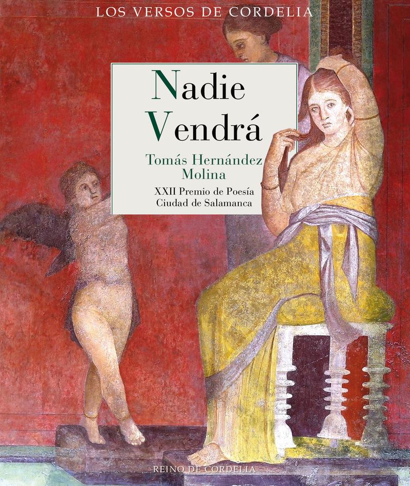 NADIE VENDRÁ: portada