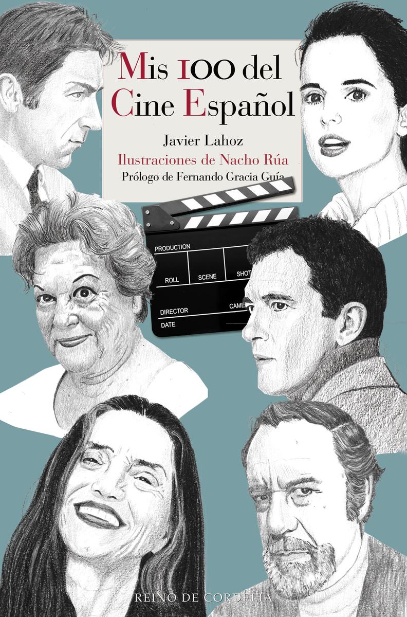 MIS 100 DEL CINE ESPAÑOL: portada