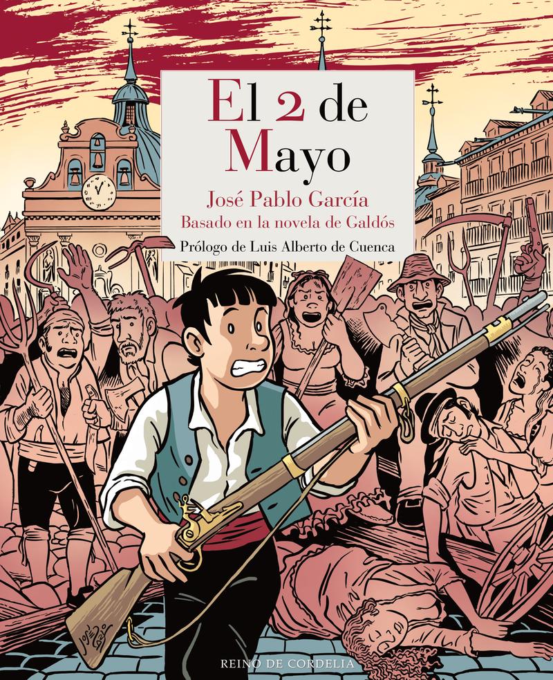 EL 2 DE MAYO: portada