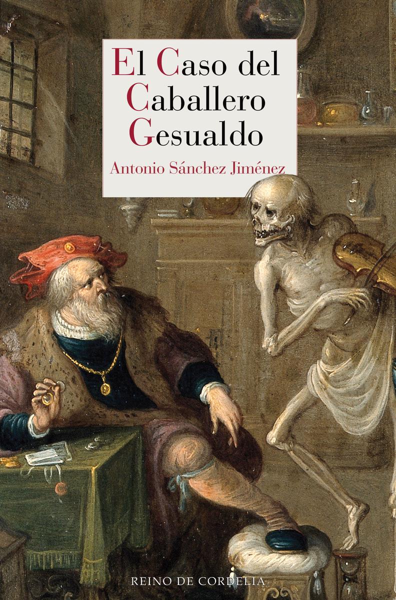 EL CASO DEL CABALLERO GESUALDO: portada