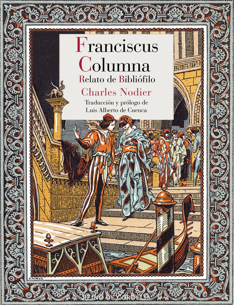 FRANCISCUS COLUMNA: portada