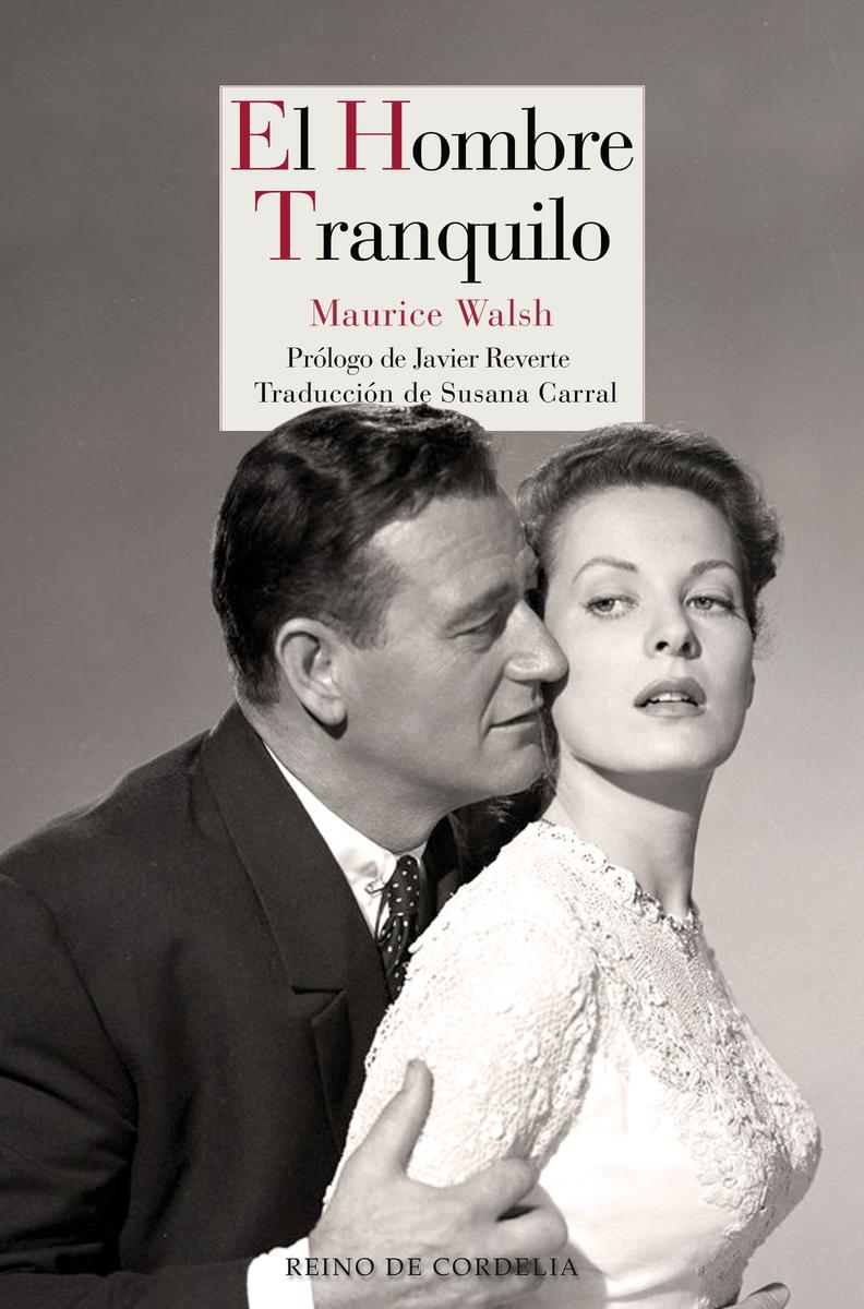 EL HOMBRE TRANQUILO (NE): portada