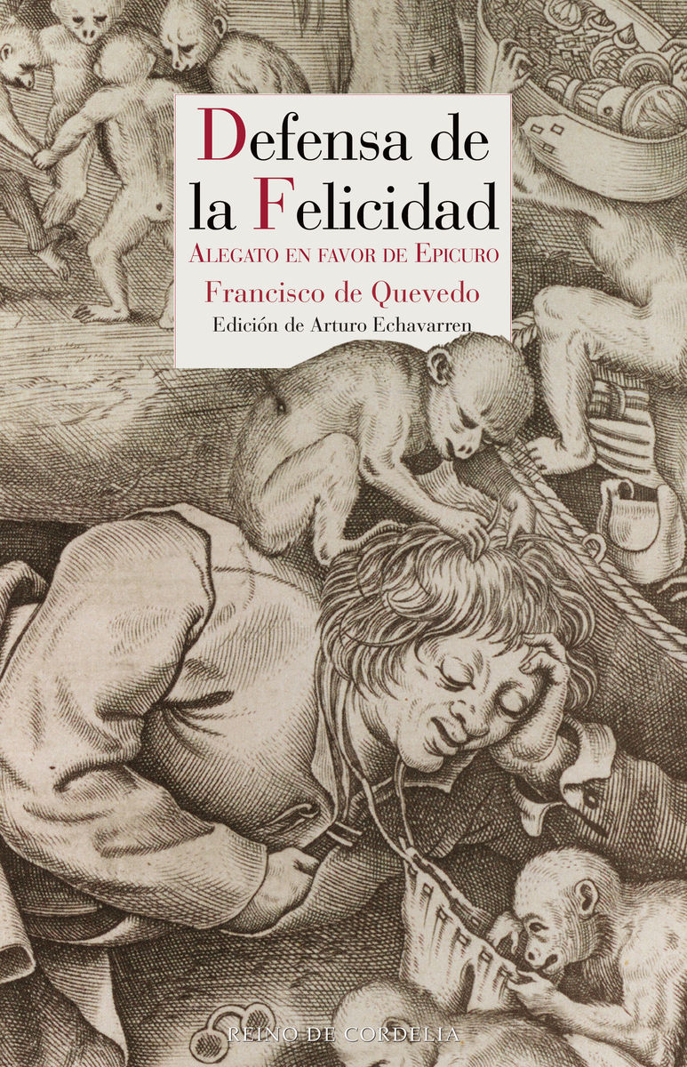 DEFENSA DE LA FELICIDAD: portada