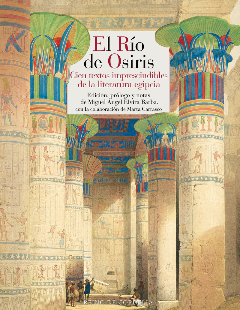 EL RíO DE OSIRIS: portada