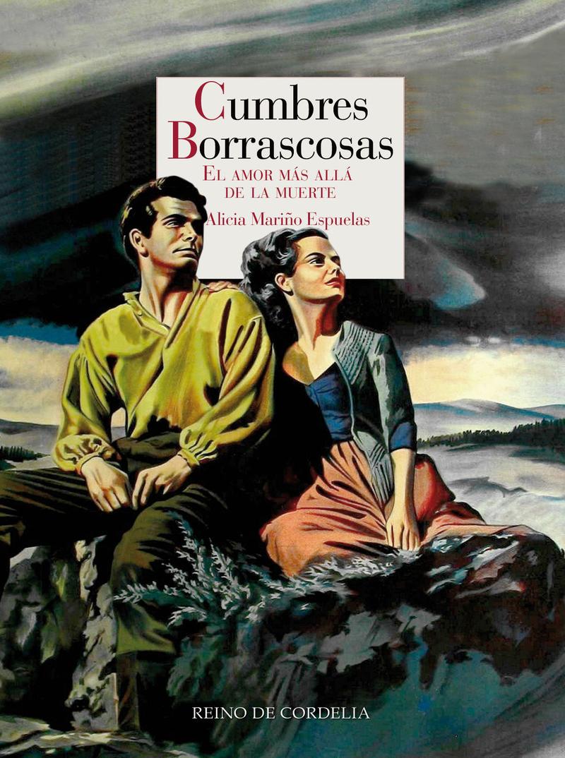 CUMBRES BORRASCOSAS: portada