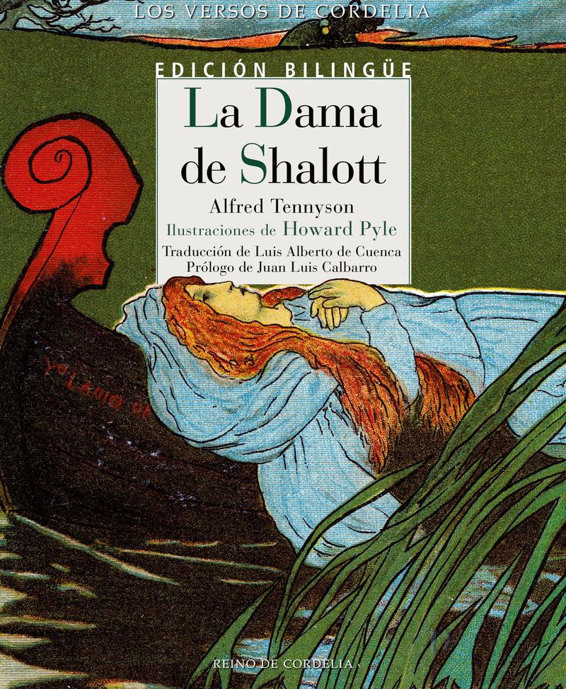 LA DAMA DE SHALOTT: portada