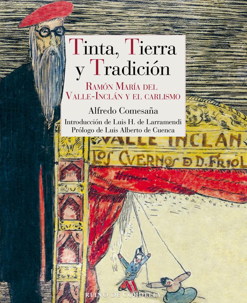 TINTA, TIERRA Y TRADICIÓN: portada