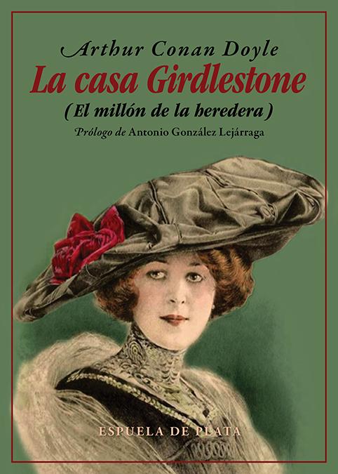 La casa Girdlestone: portada