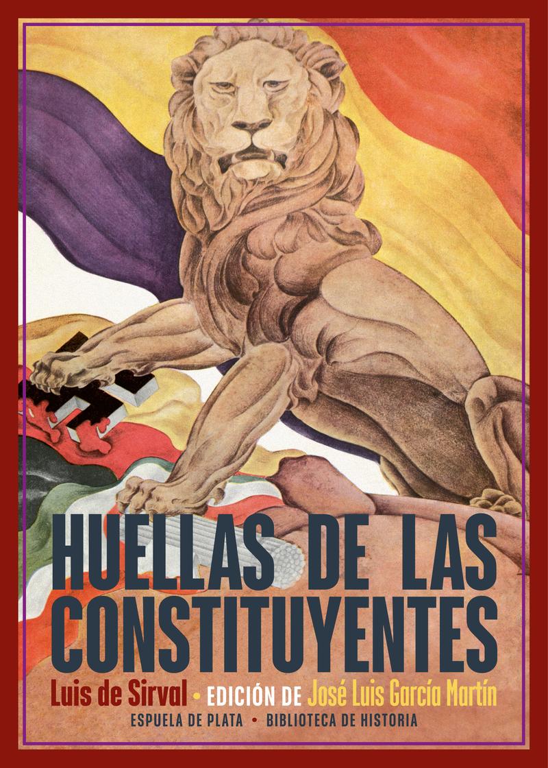 Huellas de las Constituyentes: portada