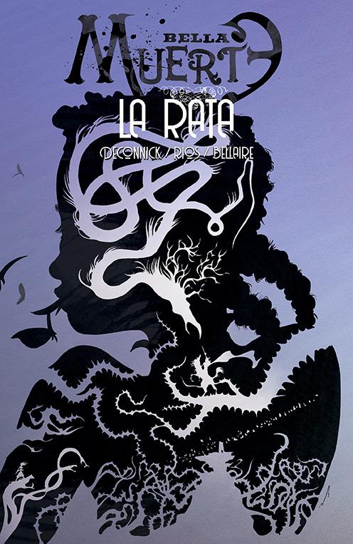 BELLA MUERTE 3. LA RATA: portada