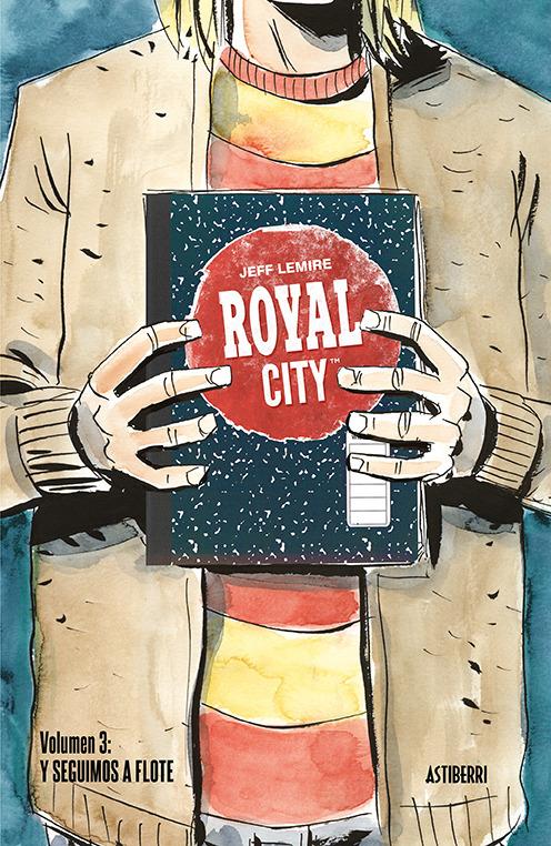 ROYAL CITY 3. Y SEGUIMOS A FLOTE: portada