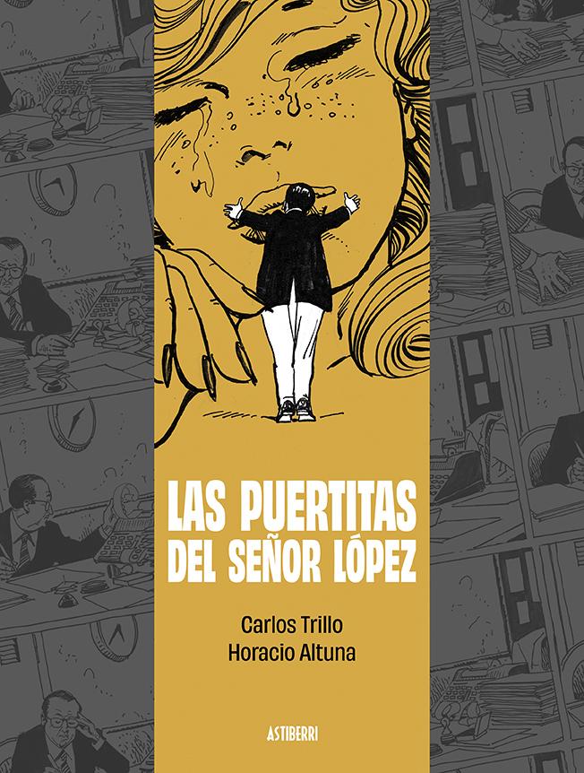 LAS PUERTITAS DEL SEÑOR LÓPEZ: portada
