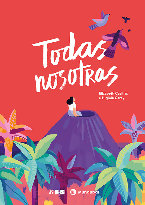 TODAS NOSOTRAS: portada