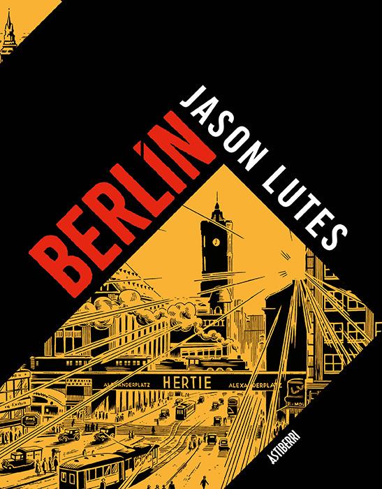 BERLÍN INTEGRAL: portada