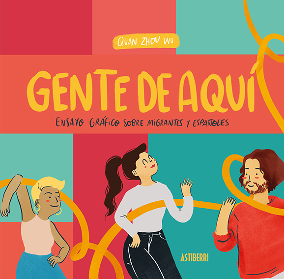 GENTE DE AQUí, GENTE DE ALLí: portada