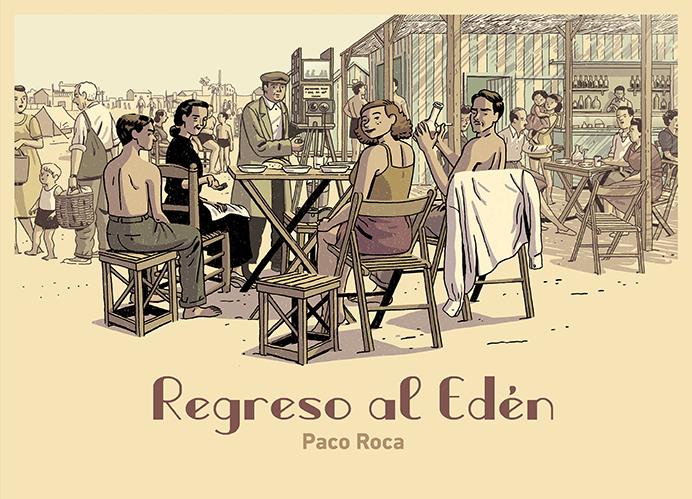 REGRESO AL EDÉN 2.ª ED.: portada