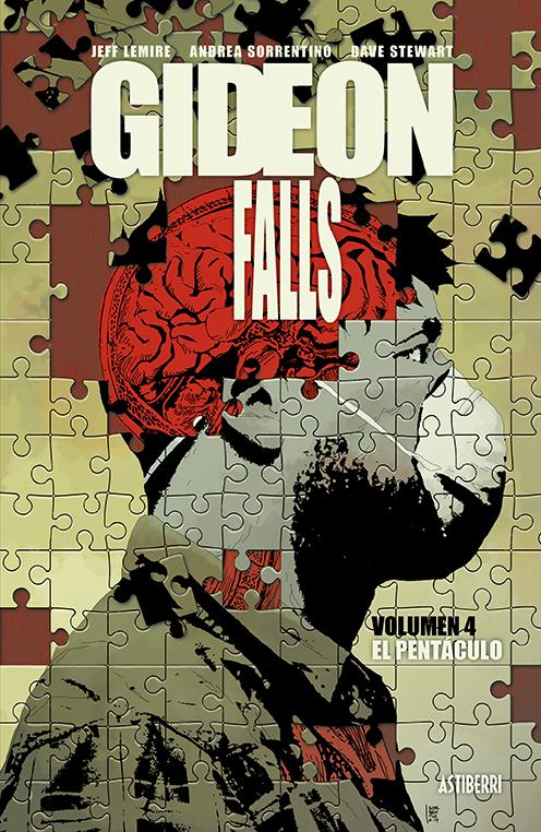 GIDEON FALLS 4. EL PENTÁCULO: portada