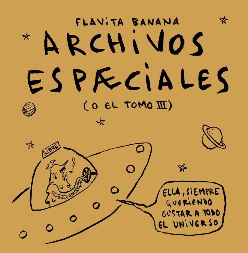 ARCHIVOS ESPÆCIALES: portada
