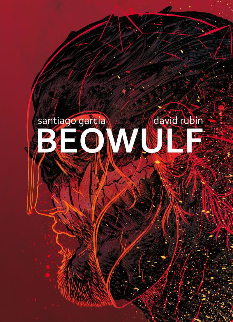 BEOWULF. Edición en rústica: portada