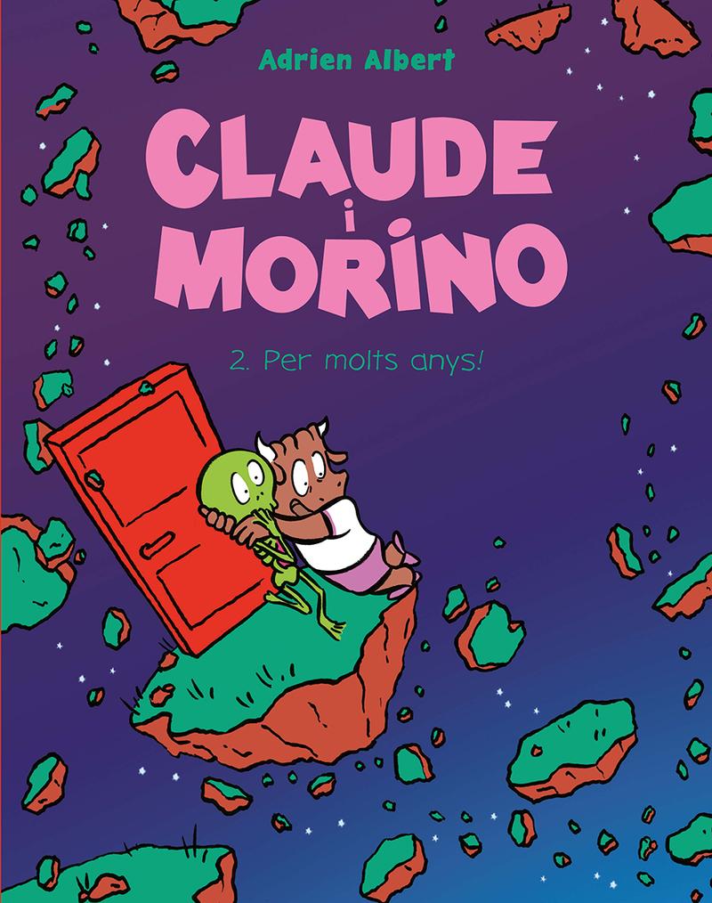 CLAUDE I MORINO 2. PER MOLTS ANYS! (CATALÁ): portada