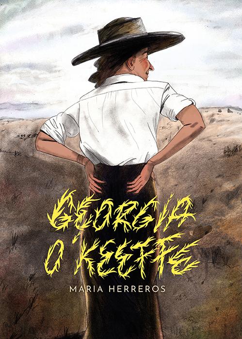 GEORGIA O'KEEFFE: portada