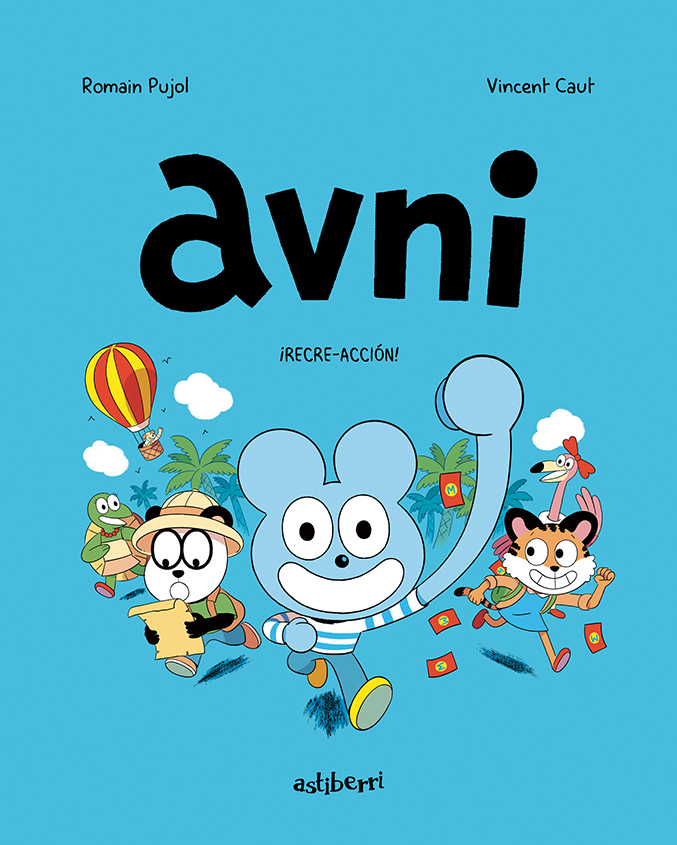 AVNI 3: portada