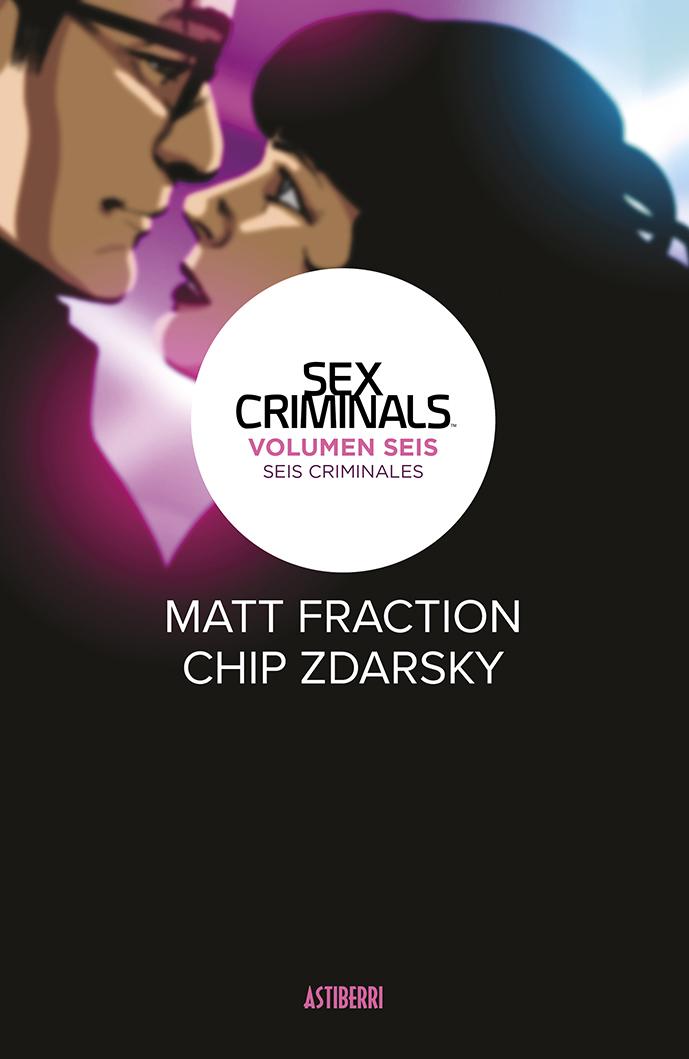 SEX CRIMINALS 6. SEIS CRIMINALES: portada
