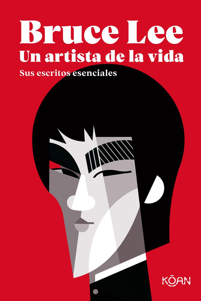 Bruce Lee: portada