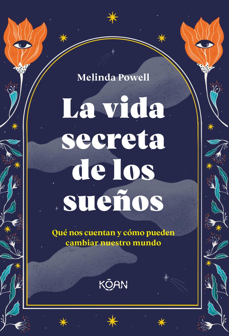 La vida secreta de los sueños: portada