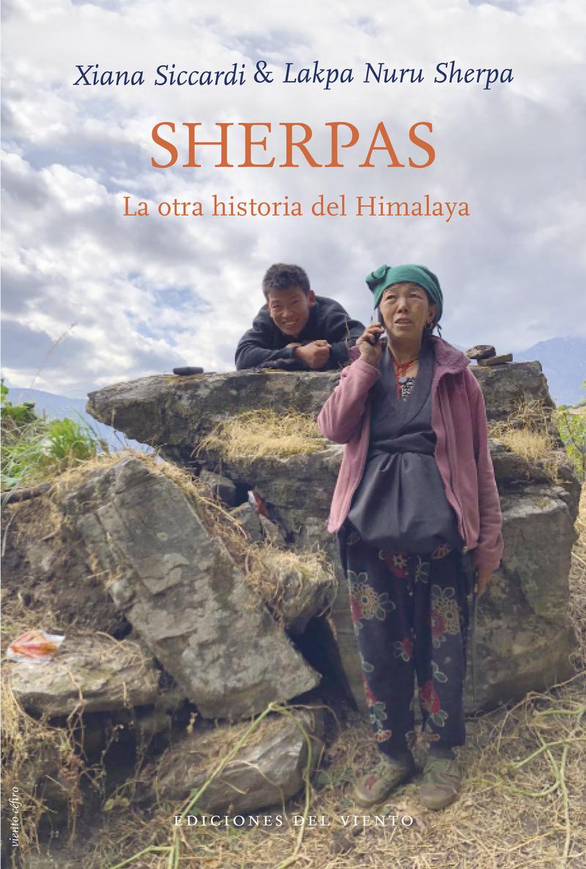 Sherpas: portada