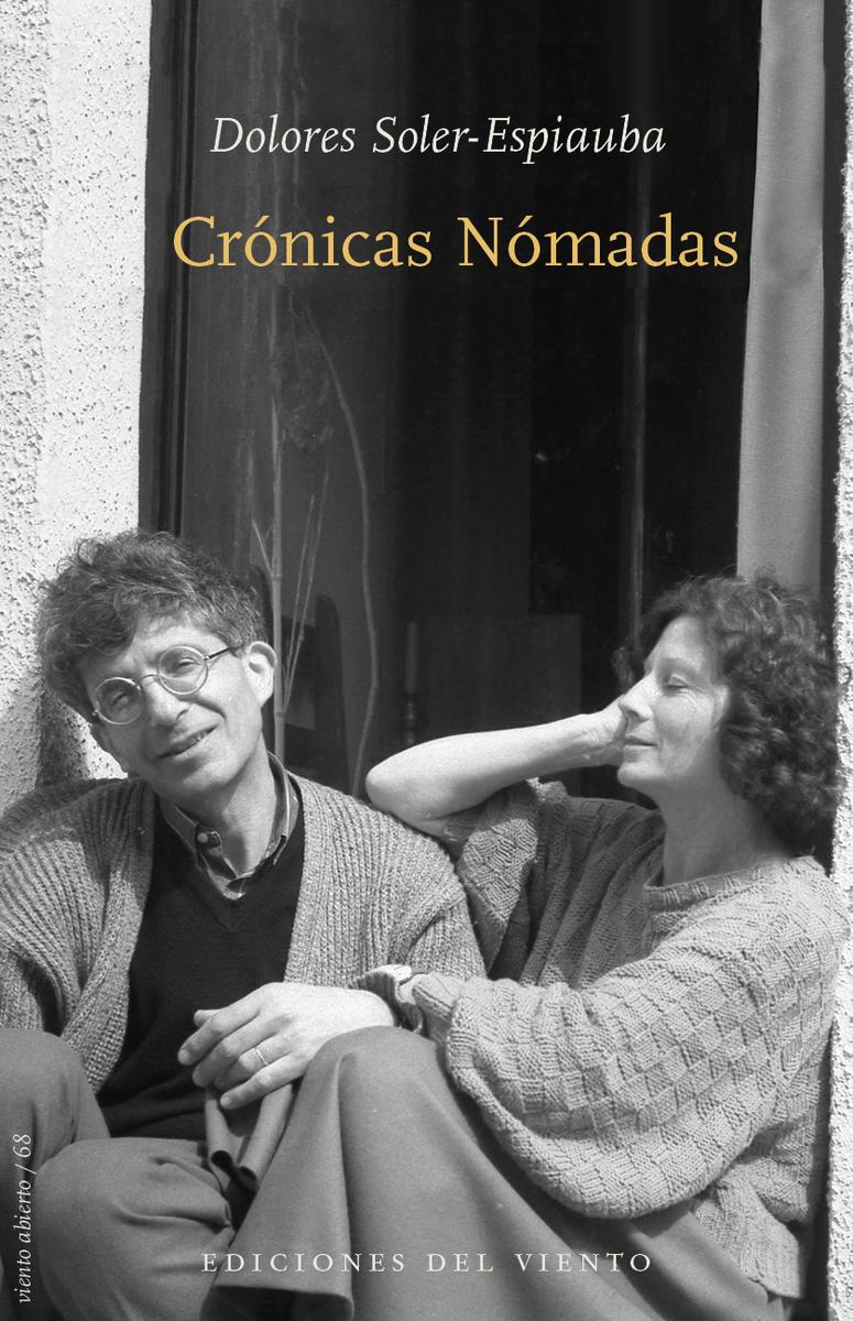 Crónicas nómadas: portada