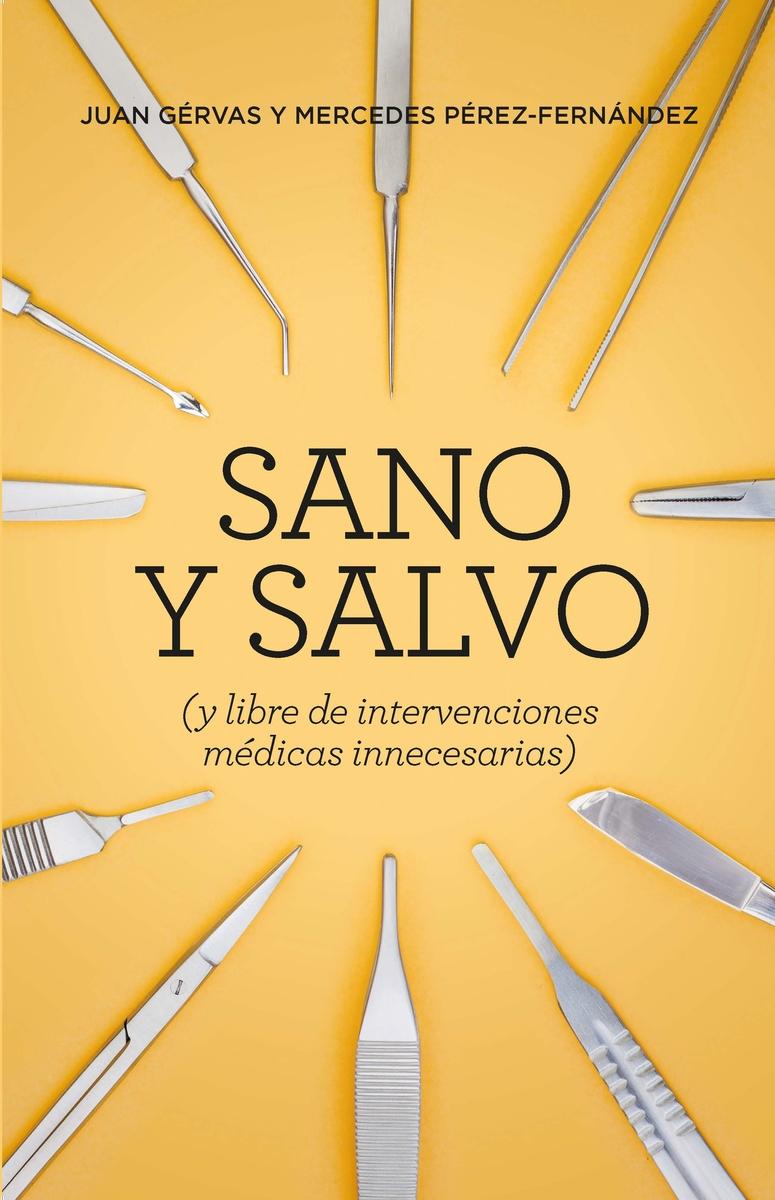 Sano y Salvo (NE): portada