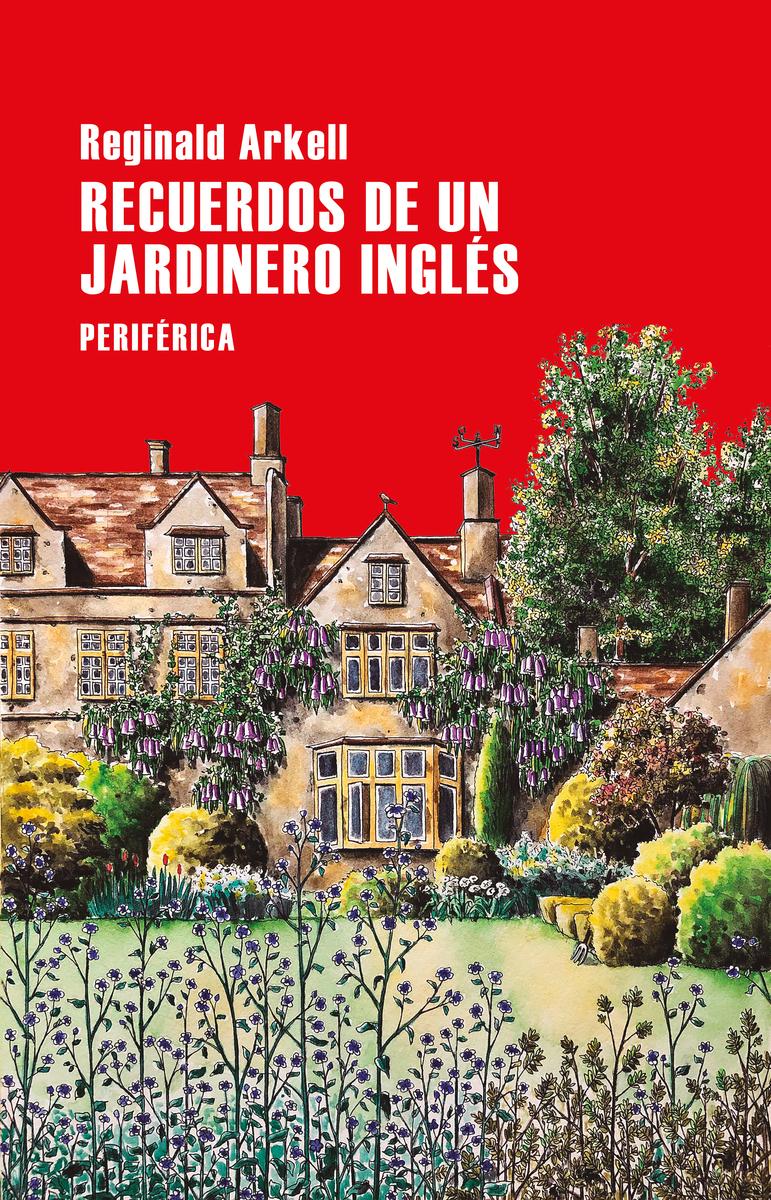 Recuerdos de un jardinero inglés (2ª ed): portada